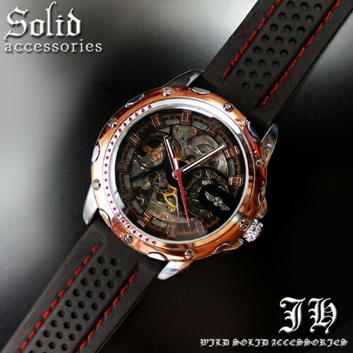 【t218】超お得  新型 3針自動巻き 防水腕時計&このデザインで3960円はありえません オートマティックウォッチ 腕時計 メンズ腕時計 プレゼント ギフト 通販 楽天