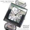 送料無料 腕時計 レディース おしゃれ バングル シルバー 銀 スクエア アナログ カラフル キラキラ シンプル 女性 時計 【あす楽 】 レディース 腕時計 アクセone 腕時計 レディース 腕時計 通販 楽天 【tvs132】 [0012]