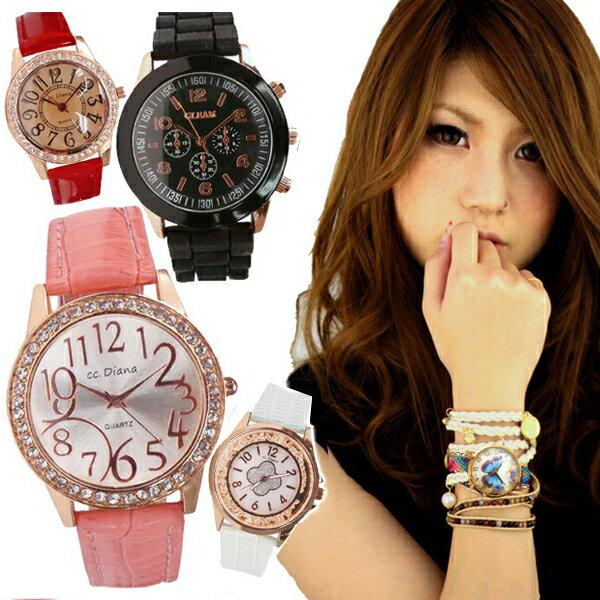 tvs-l 全70種類999円ポッキリ超人気レディース腕時計可愛いデザインミサンガウォッチブレスレットウォッチ生活防水 あす楽