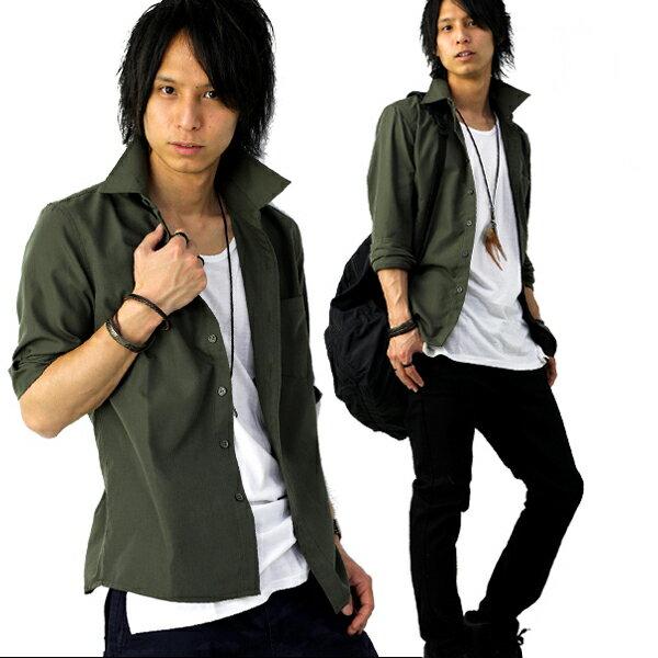 トップス, ワイシャツ 11 VY s m l ll xl 3l ONE f870-size