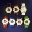 カラージャバラ式腕時計 / ジャバラ時計 ファッション時計 腕時計 レディース / |ZK-00019
