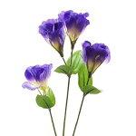 【造花・夏】トルコキキョウ×4/トルコ桔梗トルコギキョウ|FF-2953/FF2953