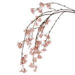 【造花・春・桜】シダレサクラ大枝/シダレ桜・さくら・桜/アレンジ・ディスプレイ|FS-7887