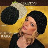 『送料無料』正規品CHRISTYS'HATクリスティーズハットKARAニット帽セレブ愛用ブランドクリスティーズのベレー帽雑誌掲載レビューを書いて送料無料