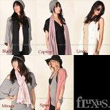 【メール便OK】Fluxusフルクサス/fLuXingフラクシングNomadScarfストール『ショール・スカーフ』