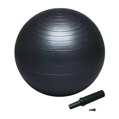 バランスボール セイフティー50 ポンプ付DB50Pブラック