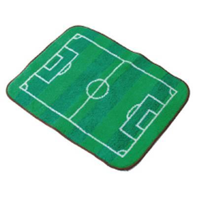 今治産 サッカーコートミニタオル グリーン フットサル スフィーダ OSFTW01 /スポーツタオル/キッズ/