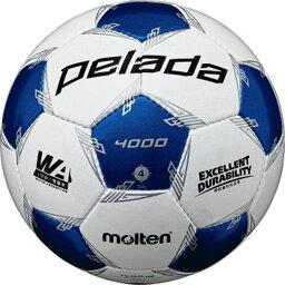 モルテン(Molten) ペレーダ40004号球検定球 (mt-f4l4000wb-) ボール サッカー