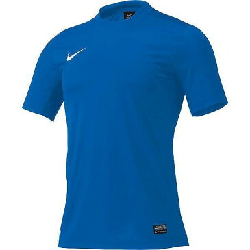 NIKE ナイキ ゲームシャツ 743362 463 ロイヤルブルー 青 サッカーシャツ チーム 練習着 フットサル プラクティスシャツ プラシャツ