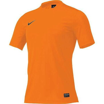 NIKE ナイキ ゲームシャツ サッカーシャツ 練習着 プラクティスシャツ プラシャツ サッカー フットサル 743362 815 セーフティオレンジ L・XLサイズ