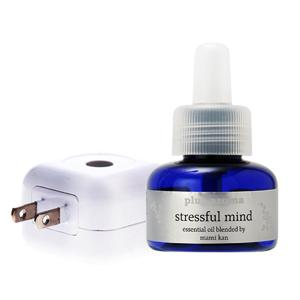 plug aroma stressful mind ストレスフルマインド SET 25ml