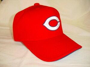 カープ公認の野球帽です。ジュニア・シニアともに予約」中です。カープCAPシニア・ジュニア用2...