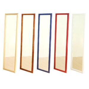 【コローレウォールミラー大】壁掛けミラー(大)鏡