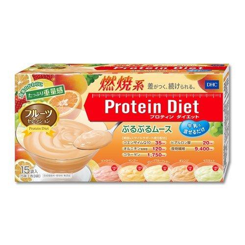 DHCプロティンダイエット ぷるぷるムース フル...の商品画像