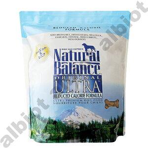 ナチュラルバランス リデュースカロリーはカロリーコントロールが必要な愛犬のための低脂肪・...