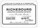 1976DRCリシュブール Richebourg