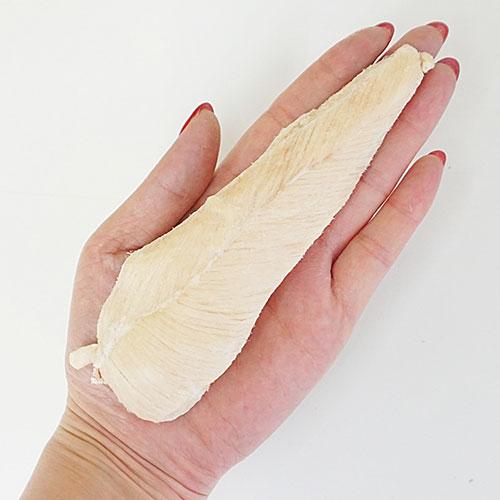 【ホワイトフォックス】鶏ササミのフリーズドライ<愛犬用> 3本(約45g)○