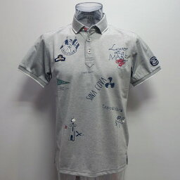 (SALE)シナコバ・20 春夏 SS 新作・半袖ポロシャツ(M)(L)(LL)20110520-150