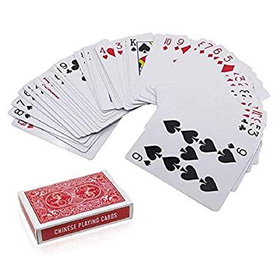 SHANGRI-LA イカサマ トランプ 裏面の模様で数字がわかる マジックトランプ ギャンブル 手品 マジック おもしろ ジョーク グッズ画像