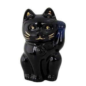 バカラ Baccarat 招き猫 フィギュア オーナメント ミッドナイト 2607787 【smtb-MS】【あす楽対応】
