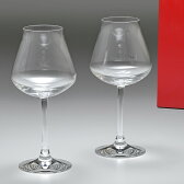 バカラ Baccarat ワイングラス ペア シャトーバカラ 白ワイン S 20.5cm 2611150