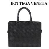 ボッテガ・ヴェネタ バッグ BOTTEGA VENETA ビジネスバッグ ブラック INTRECCIATO NERO 194669-V4651-1000