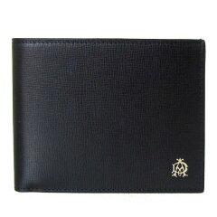 dunhill ダンヒル 財布 二つ折り メンズ ベルグレイブ 小銭入れ付 牛革 ブラック L…