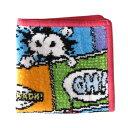 メール便可275円 フェイラー ハンカチ FEILER ハンドタオル タオルハンカチ 25cm コミックス ピンク 3