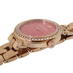 スワロフスキーSWAROVSKI腕時計レディースDaytimeCoralローズゴールドコーラル5182250