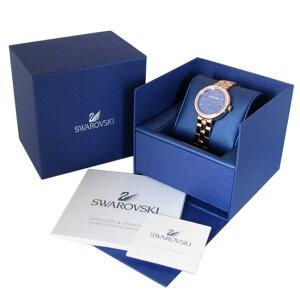 スワロフスキーSWAROVSKI腕時計レディースDaytimeRoyalBlueローズゴールドロイヤルブルー5182277