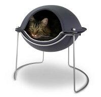 【smtb-s】【送料無料】猫用ベッド【hepper】PodBed・グレー【catベッド】【猫ベッド】【キャットベッド】【ペットベッド】【猫ソファ】【catソファ】【キャットソファ】