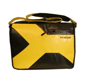 オランダ発人気沸騰中のブランド【KHODI】A4サイズの書類が整頓して入る、ショルダーバッグ【B-...