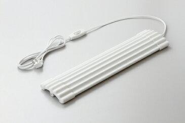 省電力タイプのコンパクトフットヒーター