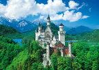 【あす楽】 ジグソーパズル EPO-21-502 風景 天空のノイシュバンシュタイン城 3000ピース