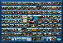 ジグソーパズル EPO-26-283s きかんしゃトーマス トーマスと仲間たち 100 300ピース パズル Puzzle ギフト 誕生日 プレゼント