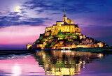 ジグソーパズル EPO-31-007 風景 モン・サン・ミシェルとその湾XI [フランス] 1053スーパースモールピース