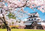 【あす楽】 ジグソーパズル EPO-79-053 日本の城と桜 白石城-宮城 300ピース