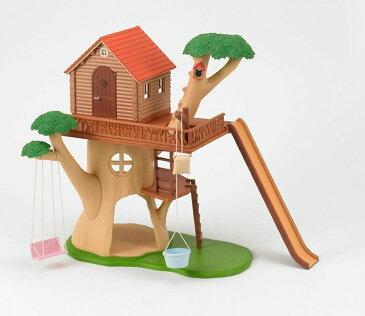 【あす楽】 おもちゃ UK シルバニアファミリー にぎやかツリーハウス[CP-SF] 誕生日 プレゼント 子供 女の子 3歳 4歳 5歳 6歳 ギフト お人形 シルバニア