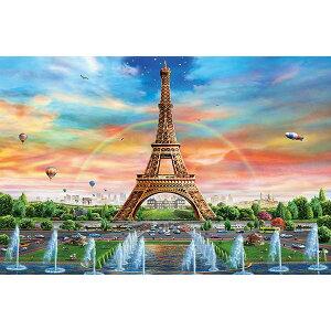 拼图APP-1000-821 Adrian Chesterman Fantastic Paris 1000件