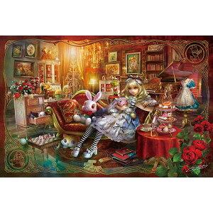 Puzzle APP-1000-827 SHU Alice bibliothèque 1000 pièces puzzle Puzzle cadeau cadeau d'anniversaire cadeau d'anniversaire