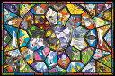 アニメーションジグソーパズルシリーズ 趣味のパズル ディズニーシリーズ 1000P用パズルフレーム 【ディズニー専用木製パネル ブラウン】 ※ぎゅっと2000ピースにも対応します 〈Disney jigsaw puzzle frame 玩具 おもちゃ 1000ピース用 知育〉