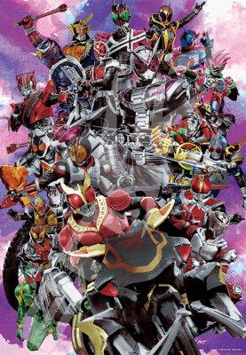 ジグソーパズル ENS-1000T-113 仮面ライダーシリーズ 菅原芳人WORKS 平成ライダーよ永遠に 1000ピース パズル Puzzle ギフト 誕生日 プレゼント