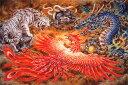 ジグソーパズル EPO-23-091 原井加代美 四神図 2
