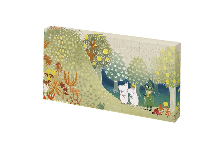 キャンバスパズル YAM-2304-06 ムーミン ムーミン谷の物語 120ピース パズル Puzzle ギフト 誕生日 プレゼント