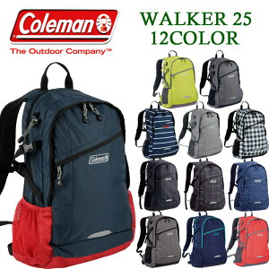 リュック coleman コールマン リュック 25L WALKER 25 CBB4501 メンズ レディース 通学 スクールバッグ 532P19Mar16