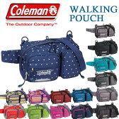 coleman コールマン ウォーキングポーチ ショルダーバッグ 2WAY WALKING POUCH 2L CBW4011 メンズ レディース キッズ