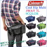 coleman コールマン COOL HIP MULTI [クール ヒップ マルチ] 8L ウエストバッグ/ヒップバッグ CBW4031 (旧CBW2011) 【メンズ】【レディース】【ボトルポケット】【ブランド】【送料無料】