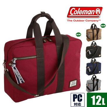 コールマン ショルダーバッグ ブリーフケース ジャーニー アビエイターバッグ 12L coleman JOURNEY CJN5051 通学 ビジネスバッグ