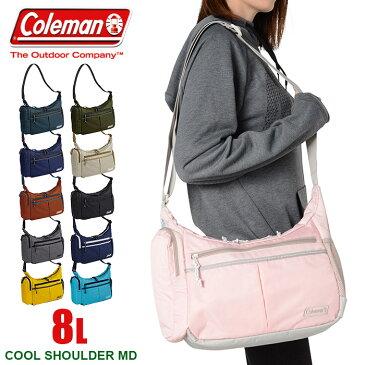 コールマン ショルダーバッグ 8L coleman クールショルダーMD CBS6011 メンズ レディース キッズ
