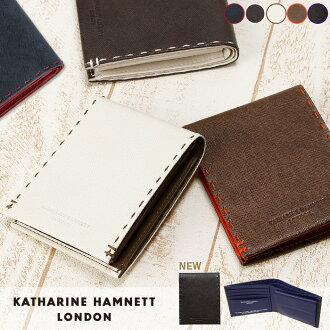 KATHARINEHAMNETT[キャサリンハムネット/カラーテーラード]二つ折り財布490-51905